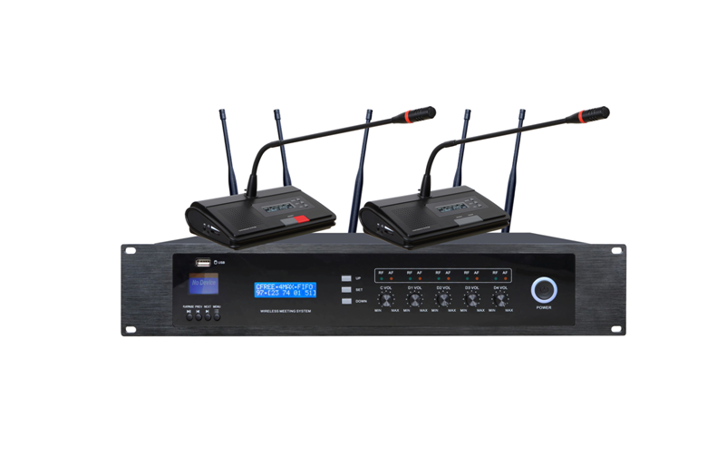 Wireless Conference System UHF-300